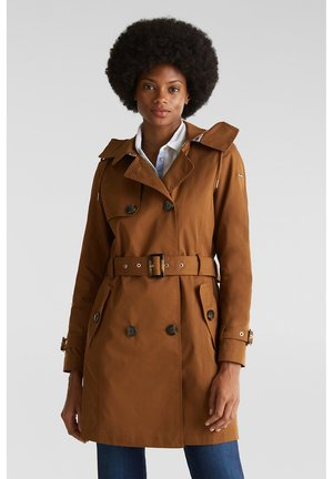 CLASSIC - Trenchcoat - toffee