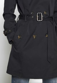 Esprit - CLASSIC - Trenchcoat - black - 7