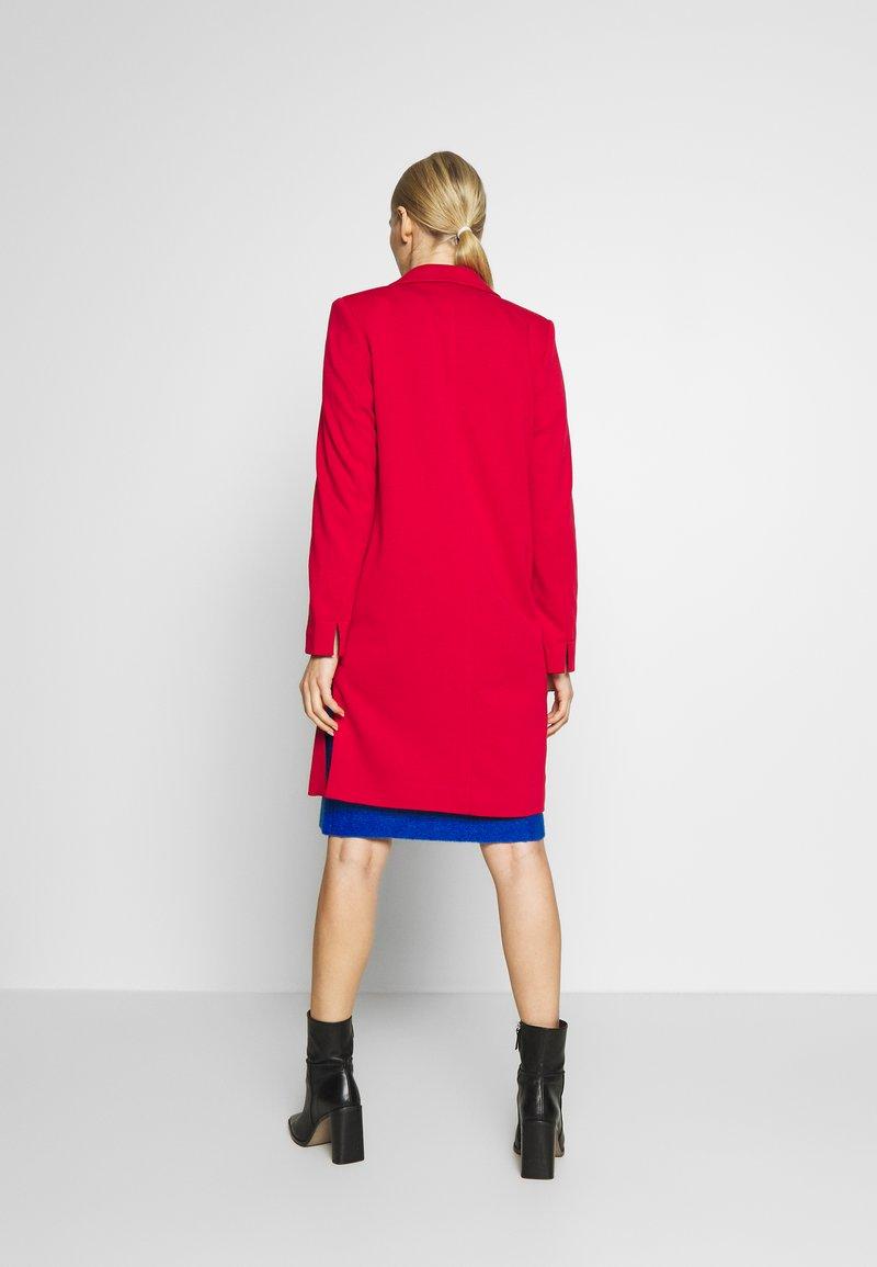 Esprit - Classic coat - dark red