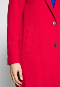 Esprit - Classic coat - dark red - 4