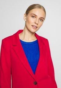 Esprit - Classic coat - dark red - 2