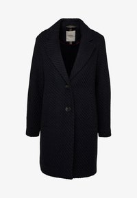Esprit - STRUCTURE COAT - Classic coat - navy - 3