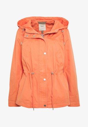 Parkaer - orange