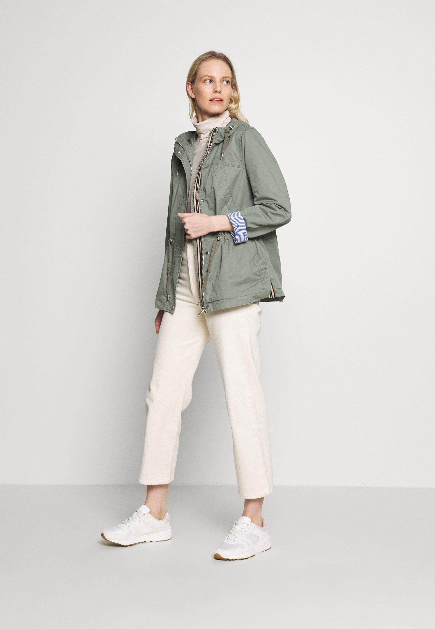 Esprit Parka - khaki green