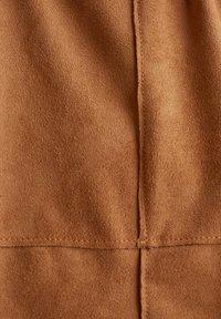 Esprit - Classic coat - toffee - 8