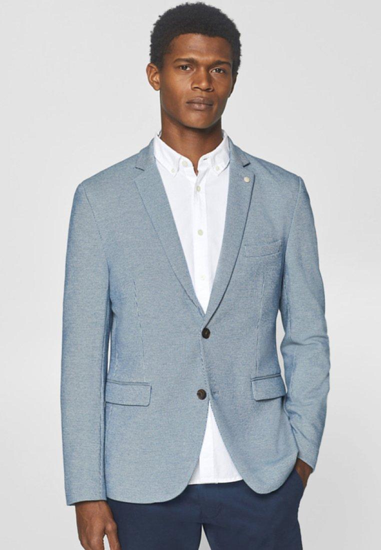 Esprit - blazer - light blue
