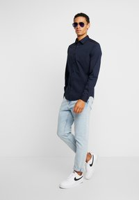 Esprit - SOLIST SLIM FIT - Košile - navy - 1