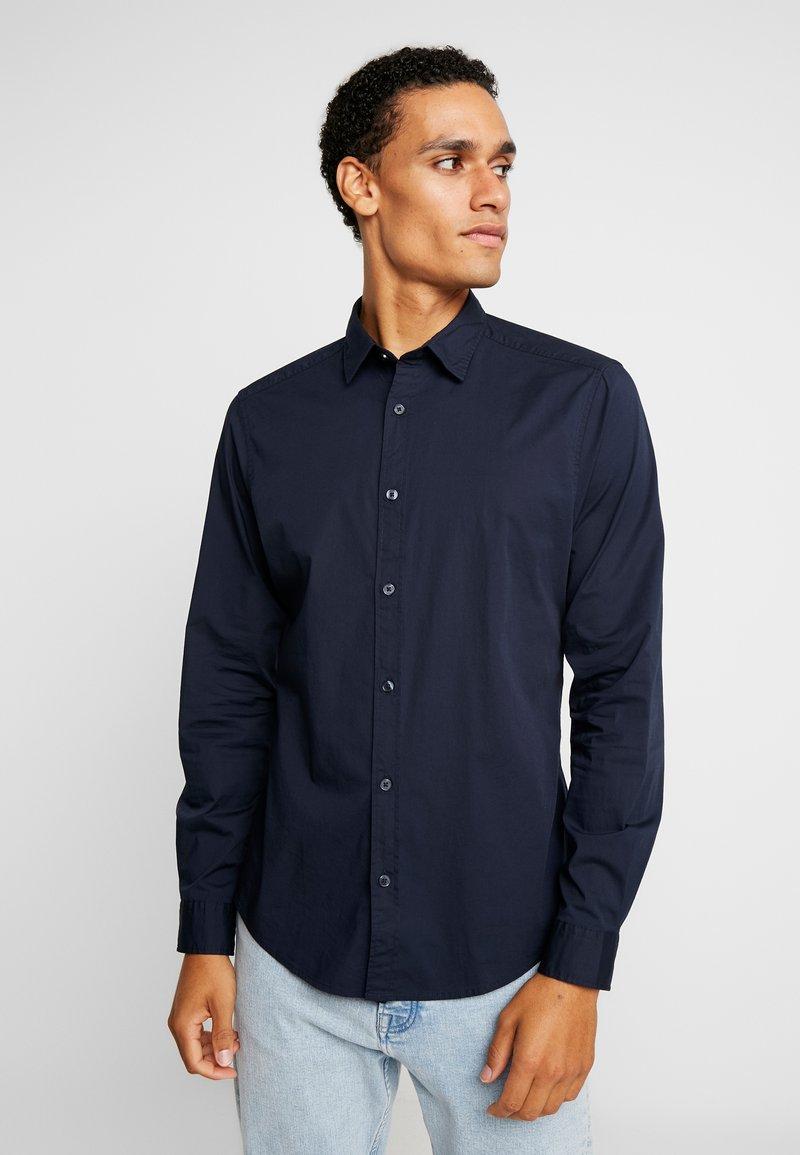 Esprit - SOLIST SLIM FIT - Shirt - navy