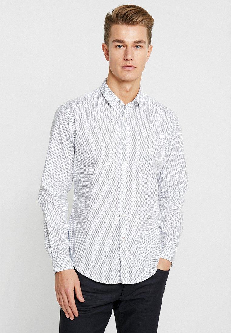 Esprit - MINI SLIM FIT - Shirt - white