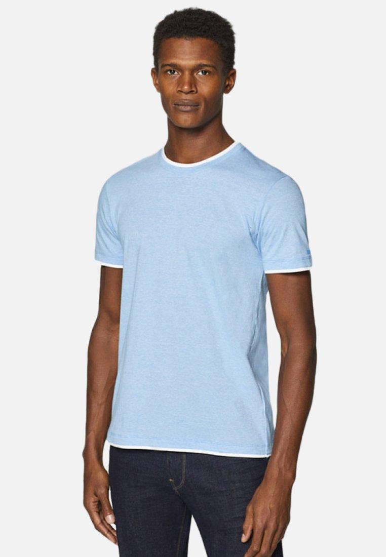 Esprit - Basic T-shirt - blue