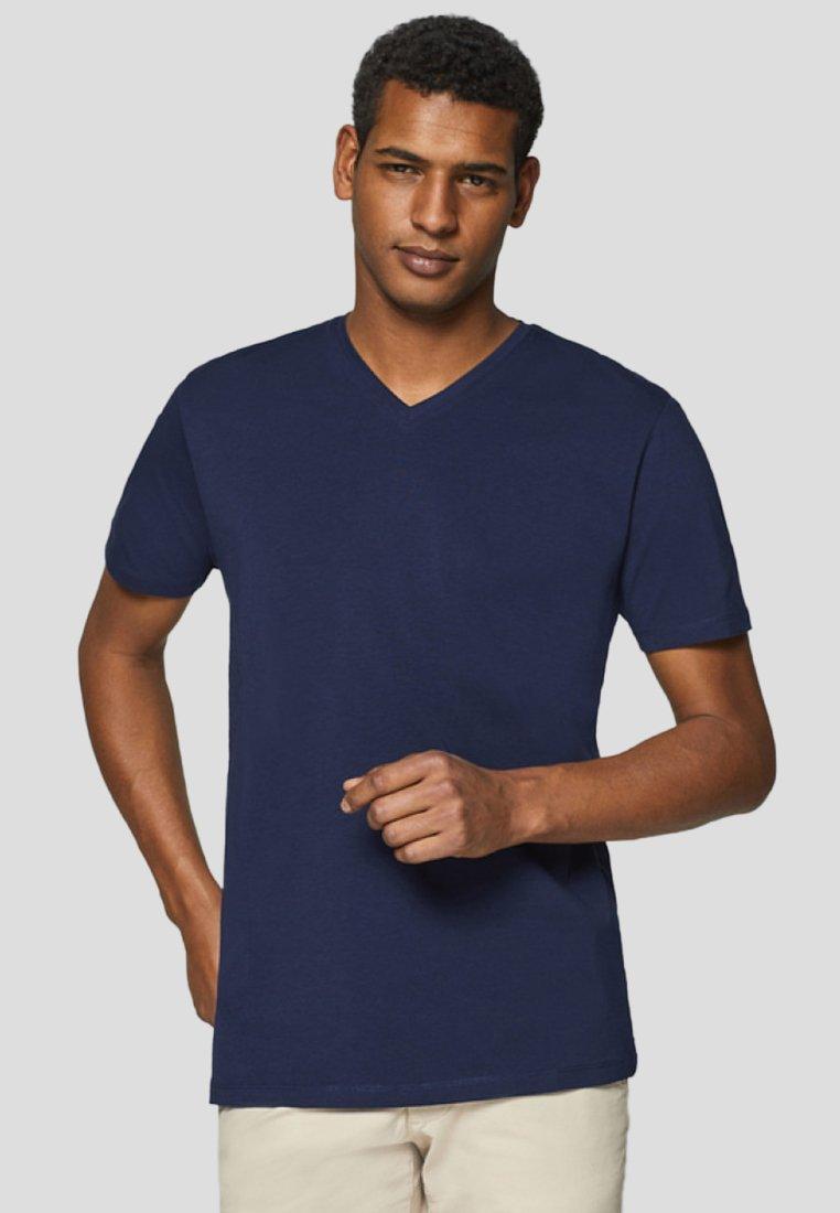 Esprit BasiqueNavy shirt BasiqueNavy T Esprit T shirt Esprit m8vNn0wO