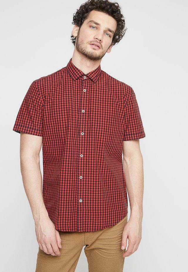 VICHY REGULAR FIT - Skjorta - red