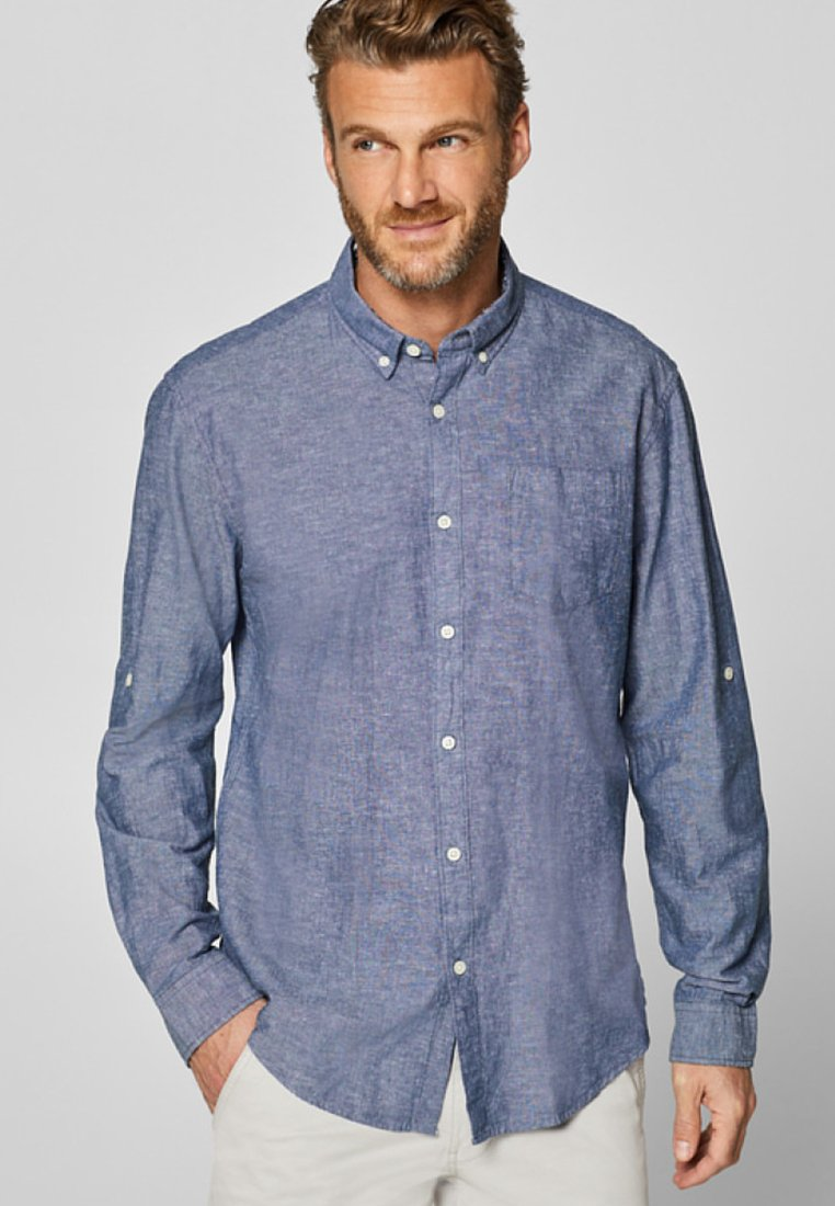 Esprit - Shirt - navy