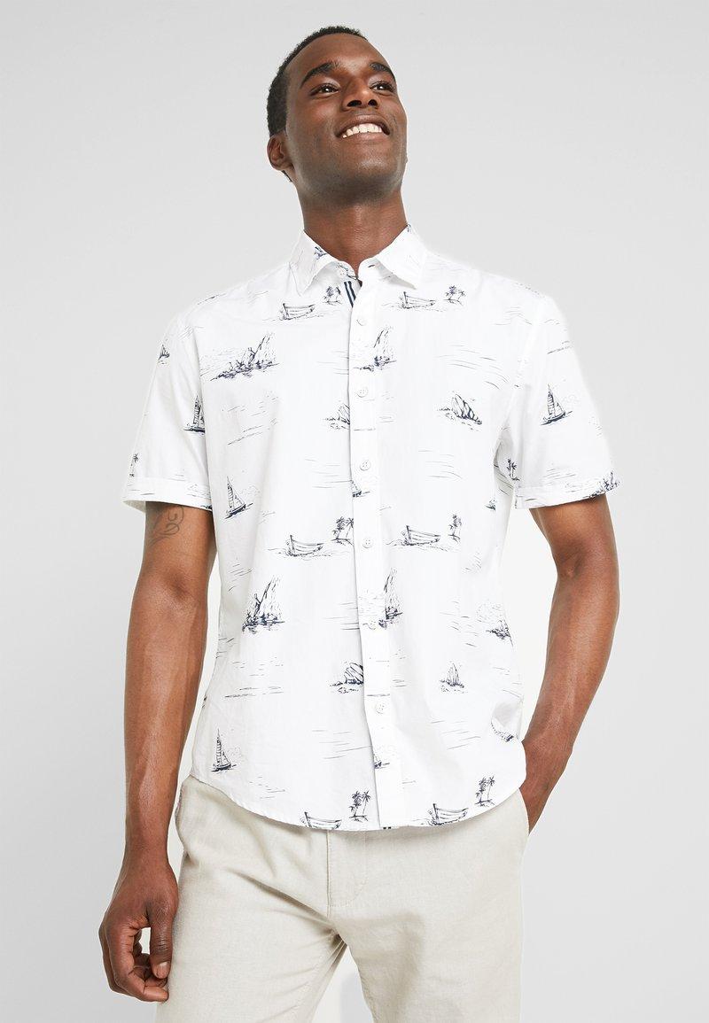 Esprit - FUN - Hemd - white