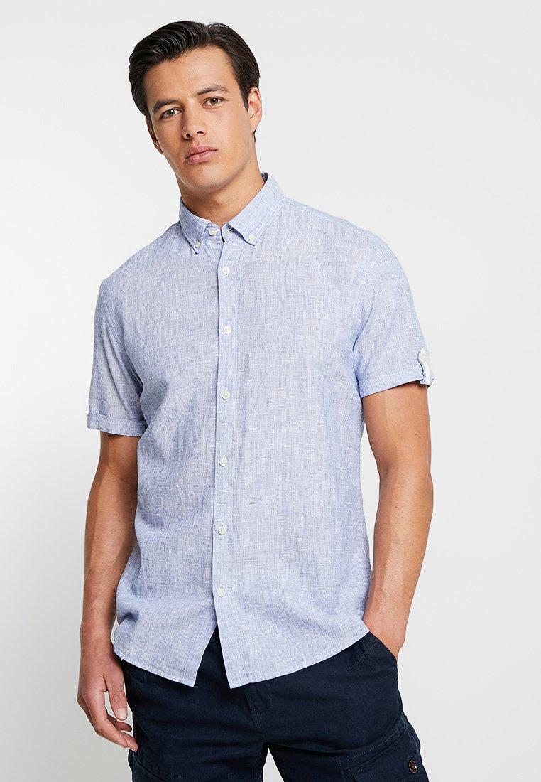 Esprit - SLUBSTRUC  - Shirt - light blue
