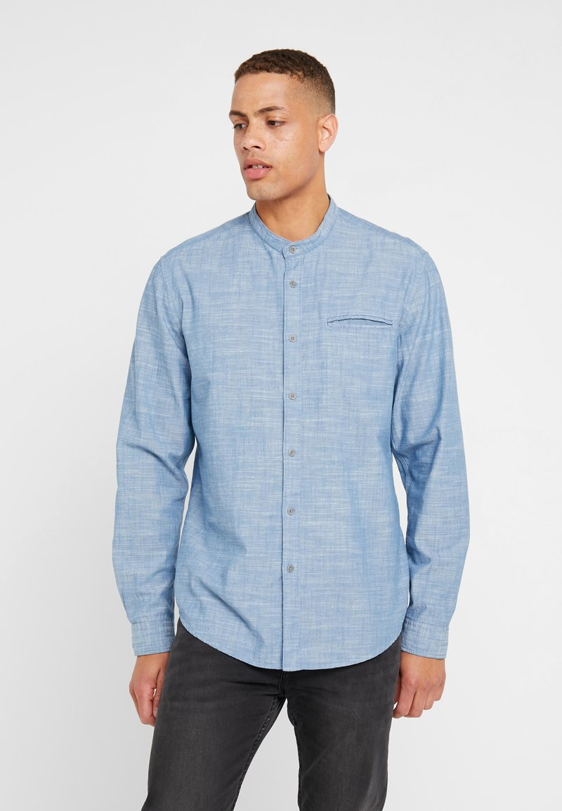 Esprit - CHAMBRAY - Hemd - light blue