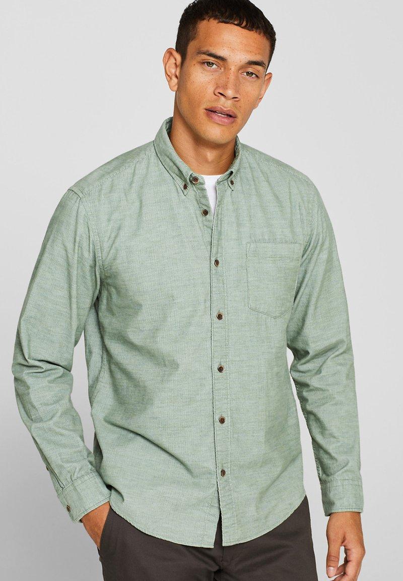 Esprit - Shirt - aqua green