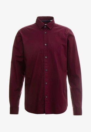 SOLIST  - Camisa - bordeaux red