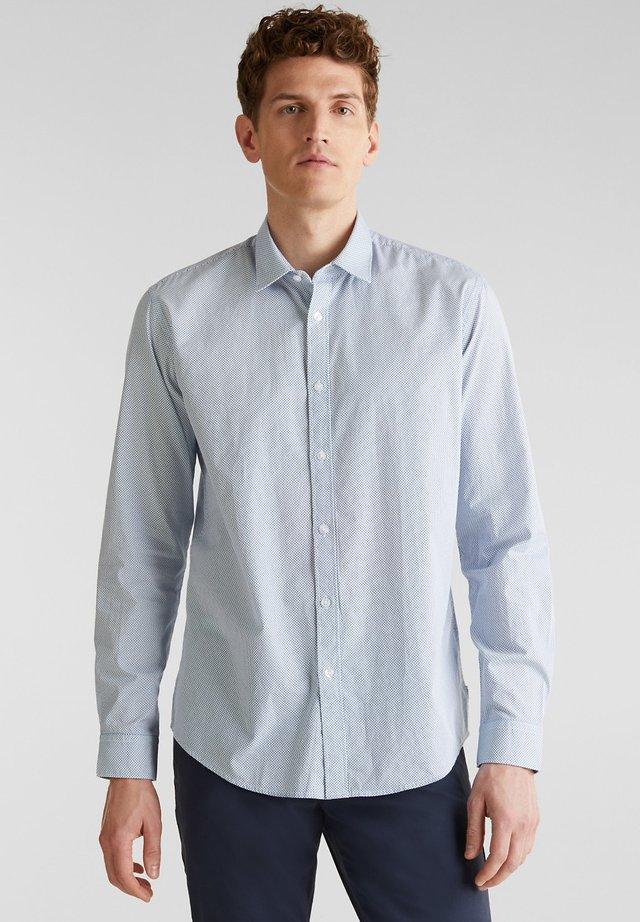 Hemd - pastel blue
