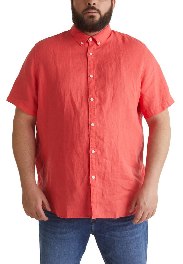 OCS BIG GDYLISL - Skjorta - coral red