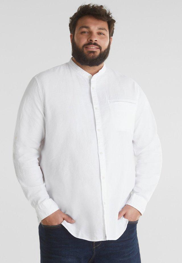 STEHKRAGEN - Skjorta - white