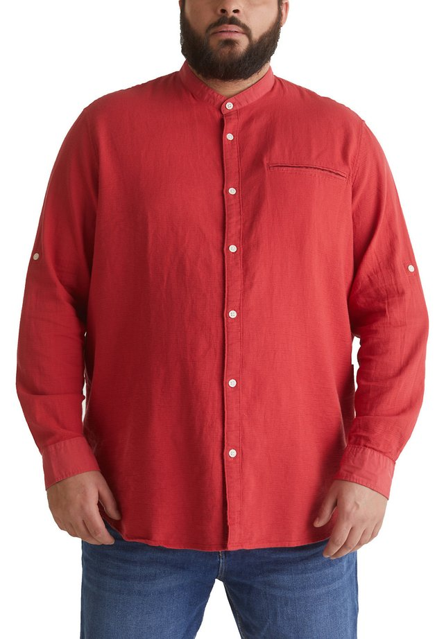 STEHKRAGEN - Skjorta - orange red
