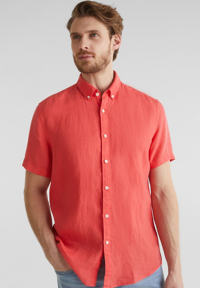 Skjorta - coral red
