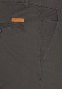 Esprit - Kalhoty - dark grey - 2