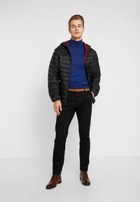 Esprit - Pantalones chinos - black - 1