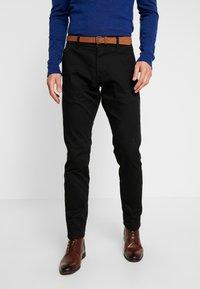 Esprit - Pantalones chinos - black - 0