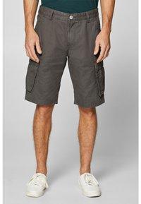 Esprit - Shorts - dark grey - 0