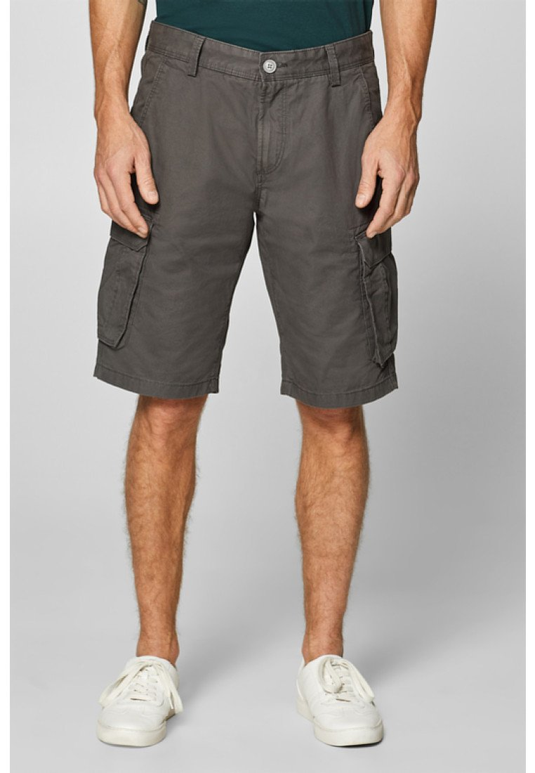 Esprit - Shorts - dark grey