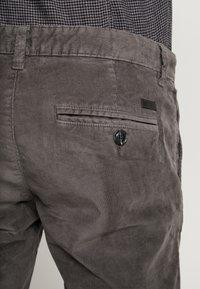 Esprit - Pantalon classique - dark grey - 4