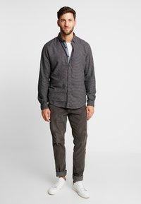 Esprit - Pantalon classique - dark grey - 1