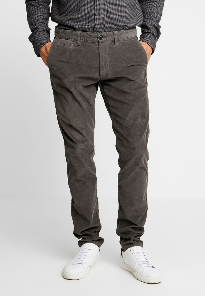 Esprit - Pantalon classique - dark grey
