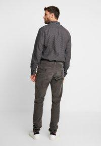 Esprit - Pantalon classique - dark grey - 2