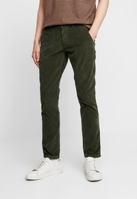 Esprit - Pantalones - olive - 0