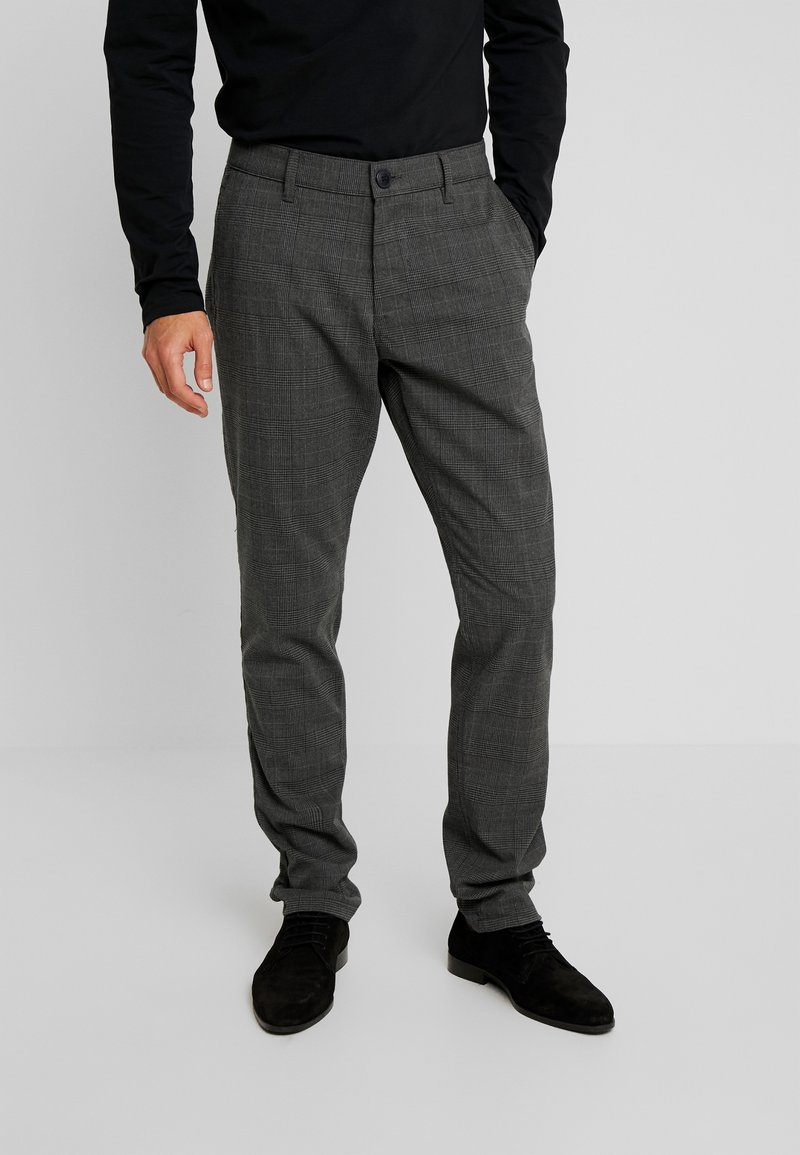 Esprit - Broek - dark grey