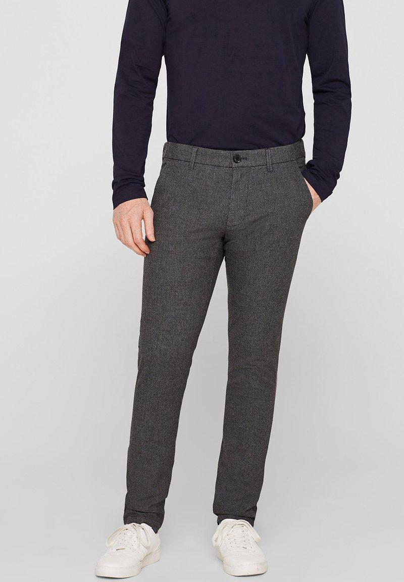 Esprit Collection - Kangashousut - grey