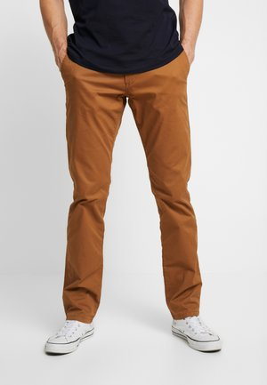 MLA - Trousers - camel