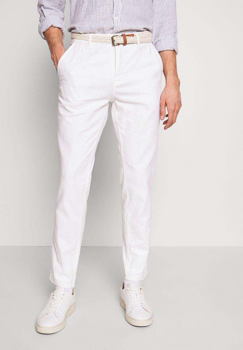 Esprit - Trousers - white