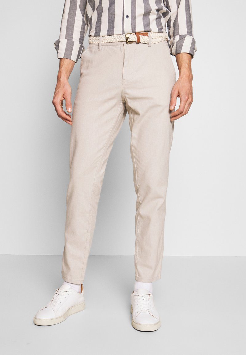 Esprit - Trousers - light beige