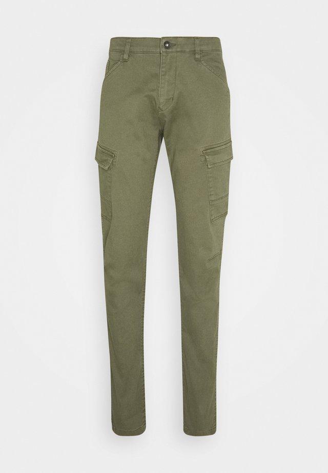OCS  - Pantaloni cargo - khaki green