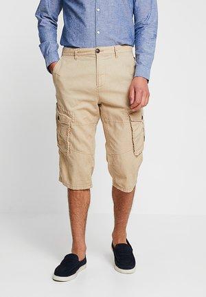 Shorts - cream beige