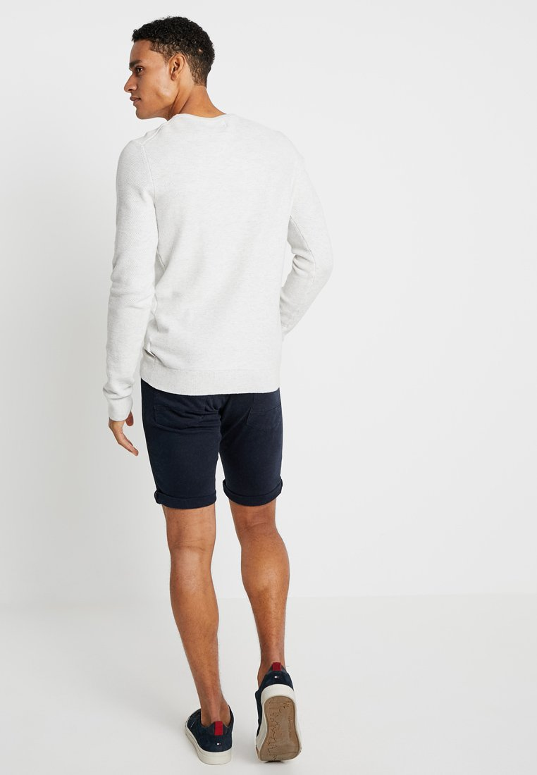 Esprit - MICRO - Jeans Shorts - navy