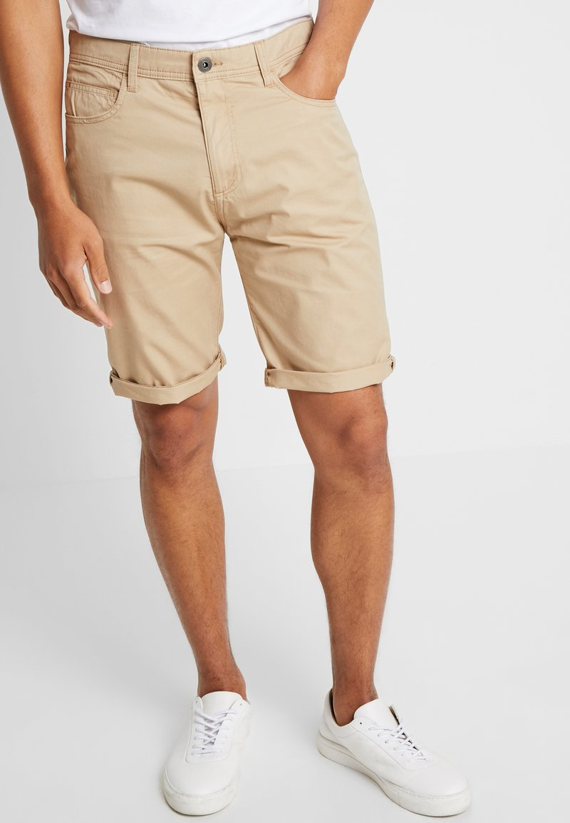 Esprit - BASIC - Shorts - beige