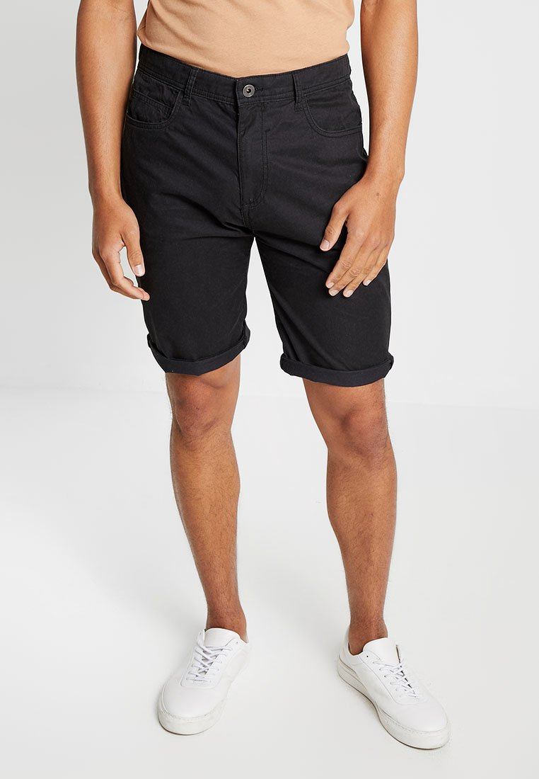 Esprit - BASIC - Shorts - black
