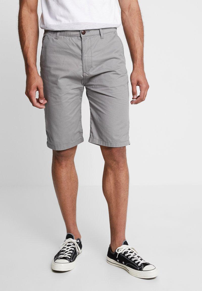 Esprit - BASIC - Shorts - grey