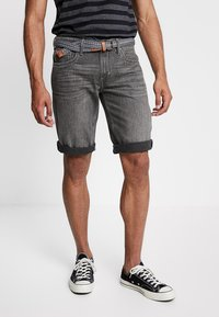 Esprit - Jeans Shorts - grey - 0