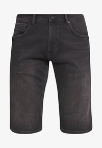 Esprit - Denim shorts - black medium wash - 3